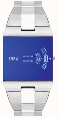 STORM | New Remi Square Lazer Blue Watch | 47430/LB