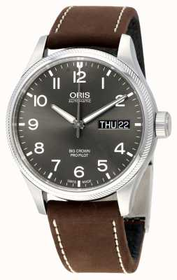 Oris Big Crown ProPilot Day Date 45mm Mens Watch 01 752 7698 4063-07 5 22 05FC