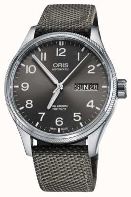 Oris Big Crown ProPilot Day Date 45mm Mens Watch 01 752 7698 4063-07 5 22 17FC