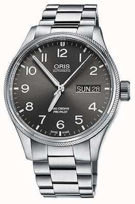 Oris Big Crown ProPilot Day Date 45mm Mens Watch 01 752 7698 4063-07 8 22 19