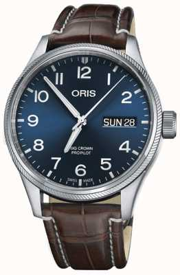 Oris Big Crown ProPilot Day Date 45mm Mens Watch 01 752 7698 4065-07 1 22 72FC