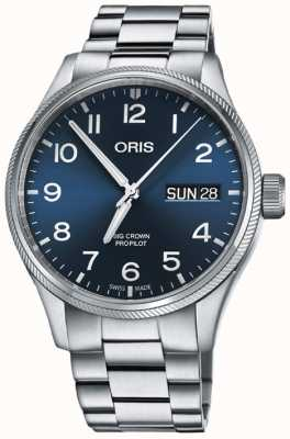 Oris Big Crown ProPilot Day Date 45mm Mens Watch 01 752 7698 4065-07 8 22 19