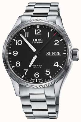 Oris Big Crown ProPilot Day Date 45mm Mens Watch 01 752 7698 4164-07 8 22 19