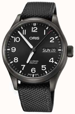 Oris Big Crown ProPilot Day Date 45mm Mens Watch 01 752 7698 4264-07 5 22 15GFC