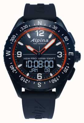 Alpina | Mens AlpinerX | Smartwatch | AL-283LNO5NAQ6