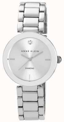 Anne Klein | Womens Liberty | Silver Tone Bracelet Watch | AK-N1363SVSV