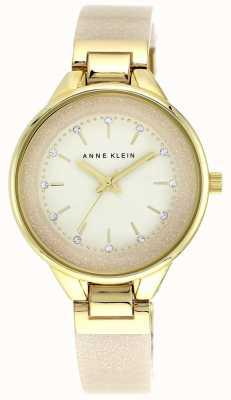 Anne Klein | Womens Classic Watch | Cream And Gold | AK-N1408CRCR