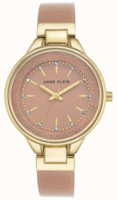 Anne Klein | Womens Classic Watch | Pink And Gold | AK-N1408LPLP