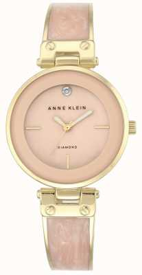 Anne Klein | Womens Amanda | Gold And Pink Watch | AK-N2512LPGB