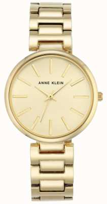 Anne Klein | Womens Nora Watch | Gold Bracelet | AK-N2786CHGB