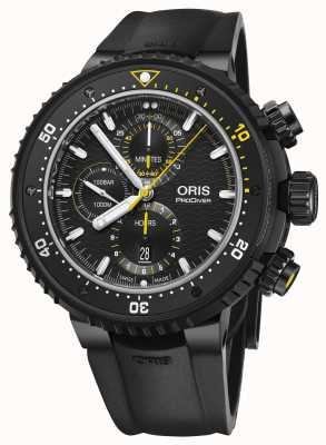 Oris Aquis Dive Control Limited Edition (Box Set) 01 774 7727 7784-SET
