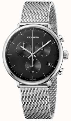 Calvin Klein | Mens High Noon Stainless Steel | Chronograph | K8M27121