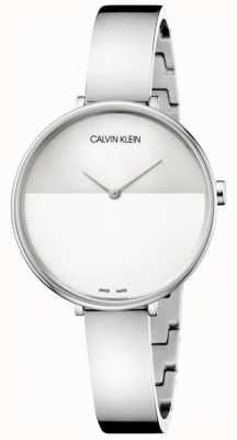 Calvin Klein | Womens Rise | Stainless Steel Bracelet | Two Tone Dial | K7A23146