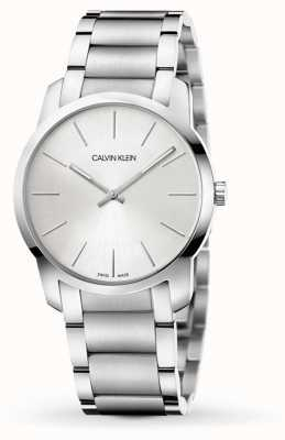 Calvin Klein | City Extension Watch | Two Tone Stainless Steel Bracelet | K2G22146
