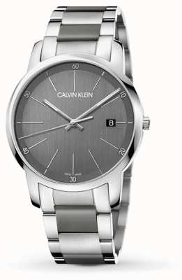 Calvin Klein | Mens City Extension Watch | Two Tone Stainless Steel | K2G2G1P4