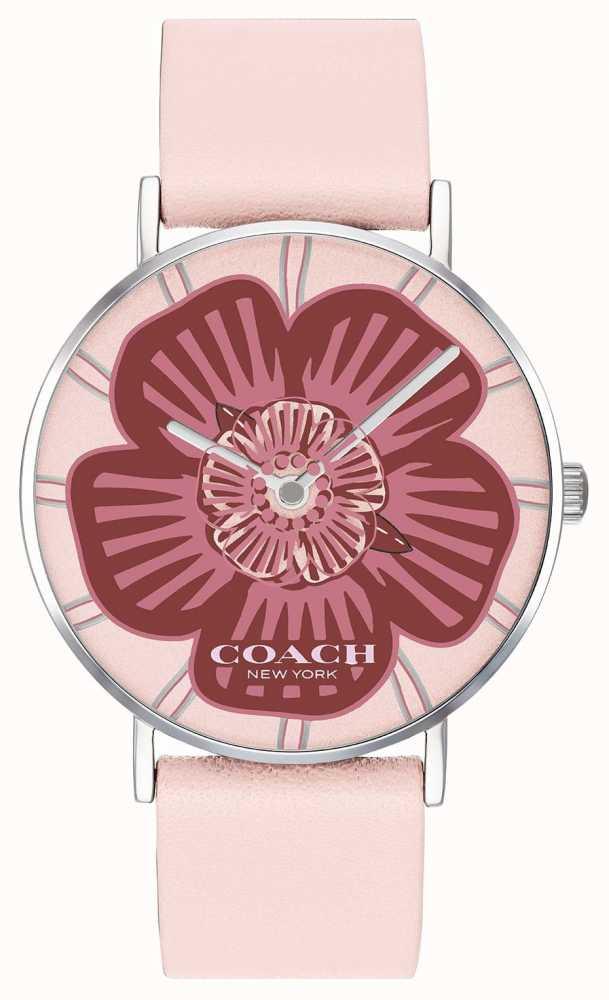 coach women's perry watch