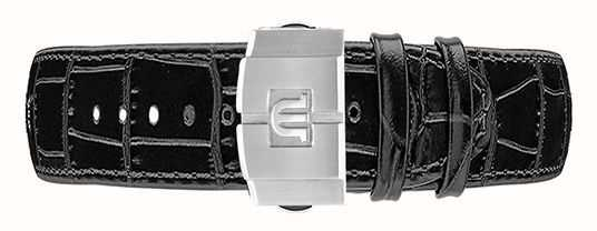 Maurice Lacroix Aikon Black Calf Leather Strap 42mm ML740-005051-ML508-005008