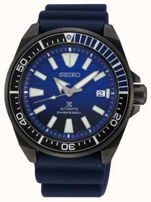 Seiko | Prospex | Save The Ocean | Samurai | Automatic | Diver's | SRPD09K1