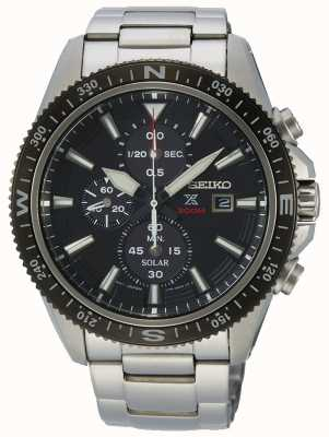 Seiko Men's Prospex Land Solar Chronograph SSC705P1