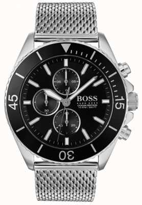 Hugo Boss | Mens Ocean Edition Steel Watch | 1513701
