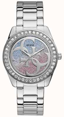 Guess | Womens G-Twist | Stainless Steel Bracelet | Two Tone Dial W1201L1