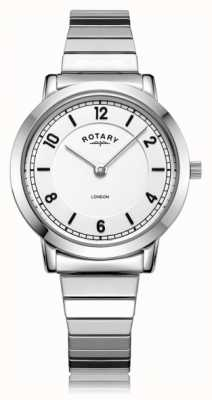 Rotary | Ladies Stainless Steel Bracelet | LB00765/18