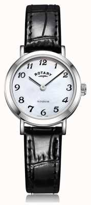 Rotary | Ladies Stainless Steel Bracelet | LS05300/68