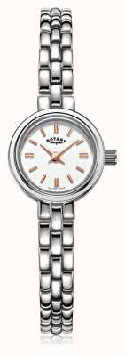Rotary | Ladies Stainless Steel Bracelet | LB02541/70
