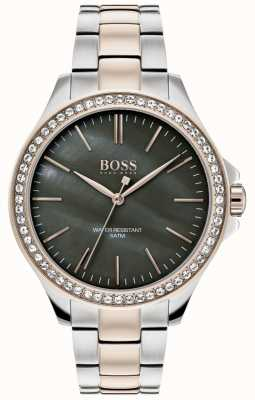 Hugo Boss | Womens Two Tone Stainless Steel Bracelet | 1502452