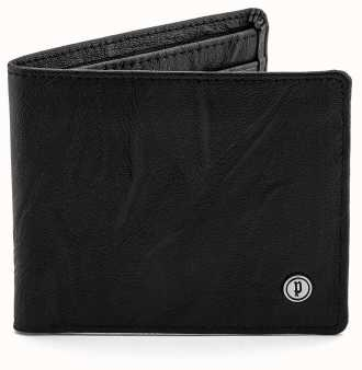 Police Black Leather Wallet PL-WALLET