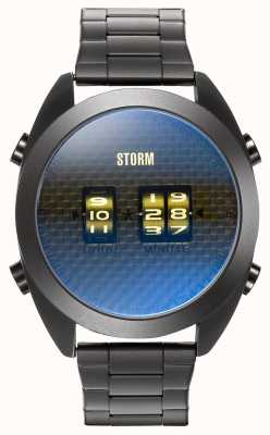 STORM | Kombi Metal Lazer Blue | Black IP 47442/LB