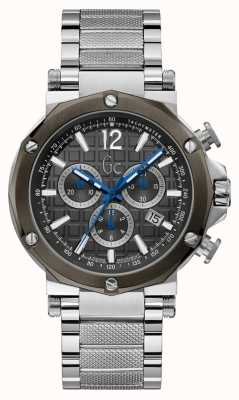 Gc | Gents Stainless Steel Bracelet | Y53006G5MF