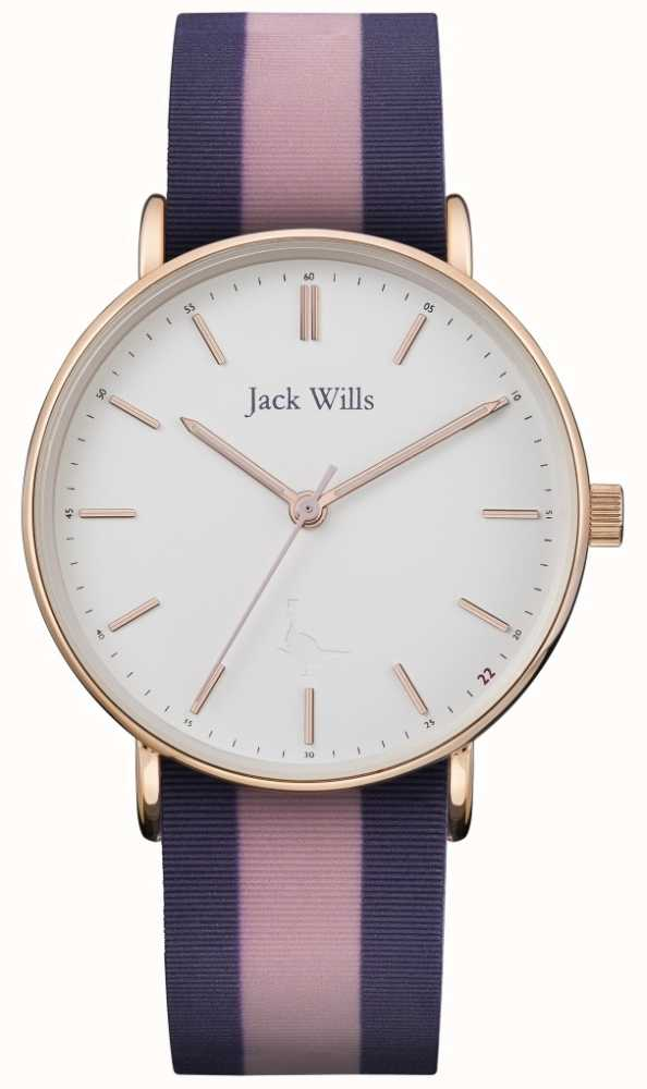 Jack Wills JW018PKBL