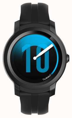 TicWatch E2 | Shadow Smartwatch WG12026-BLK
