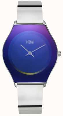 STORM Mini Activon V2 Lazer Blue dial 47438/LB