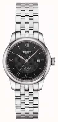 Tissot | Womens Le Locle Automatic | Stainless Steel Bracelet | T0062071105800