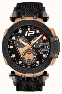 Tissot Limited Edition 2019 | T-Race MotoGP | Black Rubber Strap T1154173705700