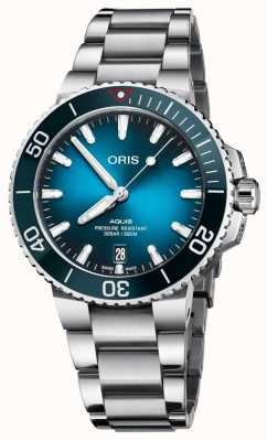 Oris Aquis Clean Ocean Limited Edition Stainless Steel Bracelet 01 733 7732 4185-SET