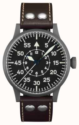 Laco | Friedrichshafen | Automatic Pilot | Soft Brown Leather | 861753