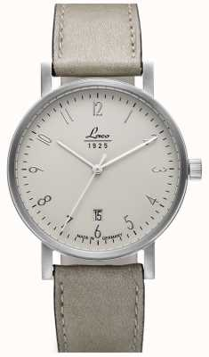 Laco | Cottbus 38 | Classic Automatic Watch | Cream Dial | 862063