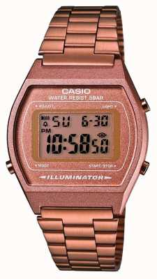 Casio Unisex | Casio | Vintage | Rose Gold B640WC-5AEF