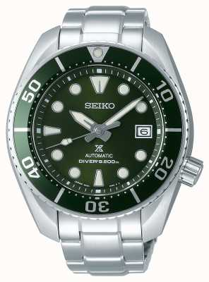 Seiko Prospex Diver Sumo Green Mens Stainless Steel SPB103J1