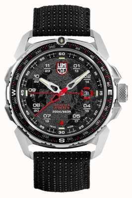 Luminox Ice-sar Arctic 1200 Series | Black Reflective Strap XL.1201