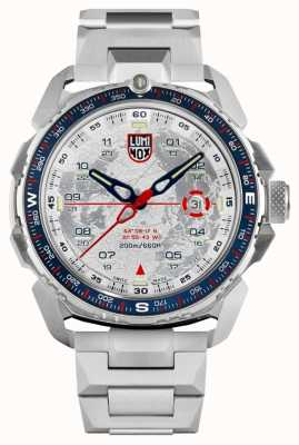 Luminox Ice-sar Arctic 1200 Series | Stainless Steel | Silver Dial XL.1207