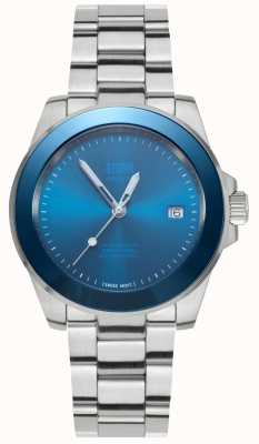 STORM Aquavon Blue Stainless Steel Watch 47440/B