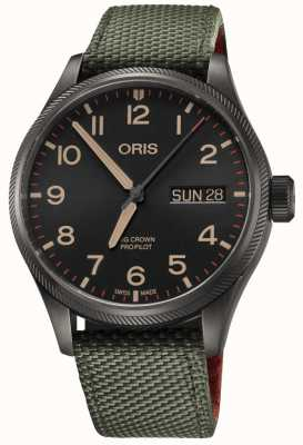 Oris | Big Crown ProPilot 40th Squadron Limited Edition | 01 752 7698 4274 SET TS