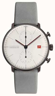 Junghans Limited Edition 100 Years Bauhaus Max Bill Chronoscope 027/4902.02