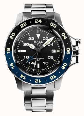 Ball Watch Company Engineer Hydrocarbon Limited Edition AeroGMT II 42mm Black DG2018C-S5C-BK