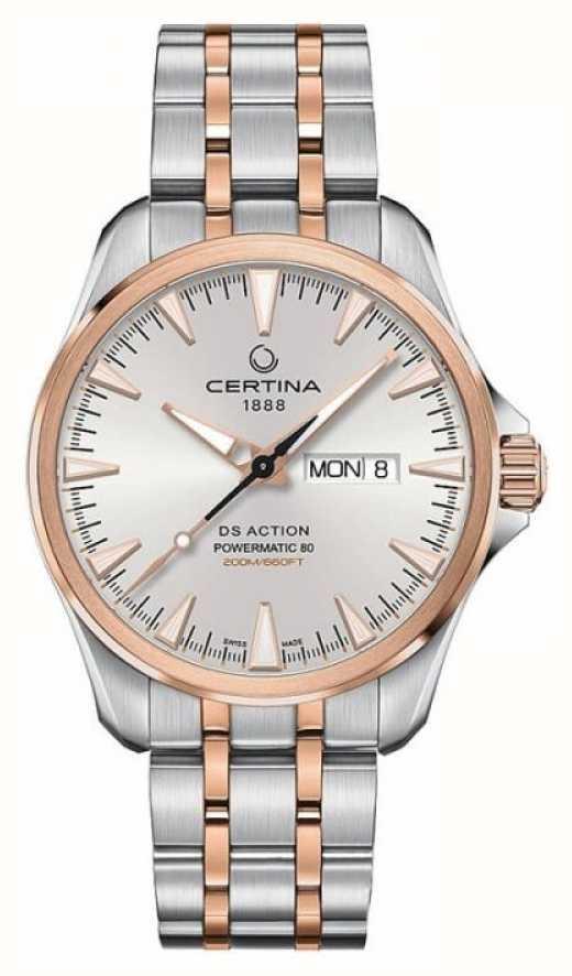 Certina C0324302203100