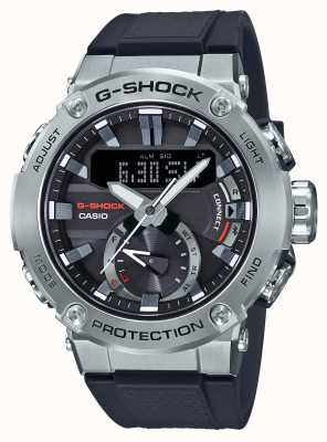 Casio G-STEEL G-Shock Bluetooth Link 200m WR Rubber Strap GST-B200-1AER